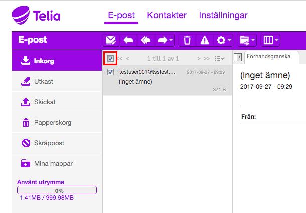 telia web mail